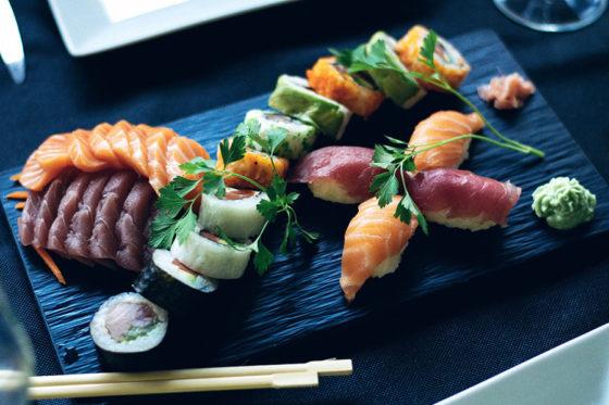 Kocarek alles sushi oder was