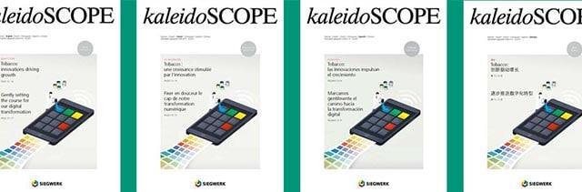 kocarek kaleidocope siegwerk referenzen