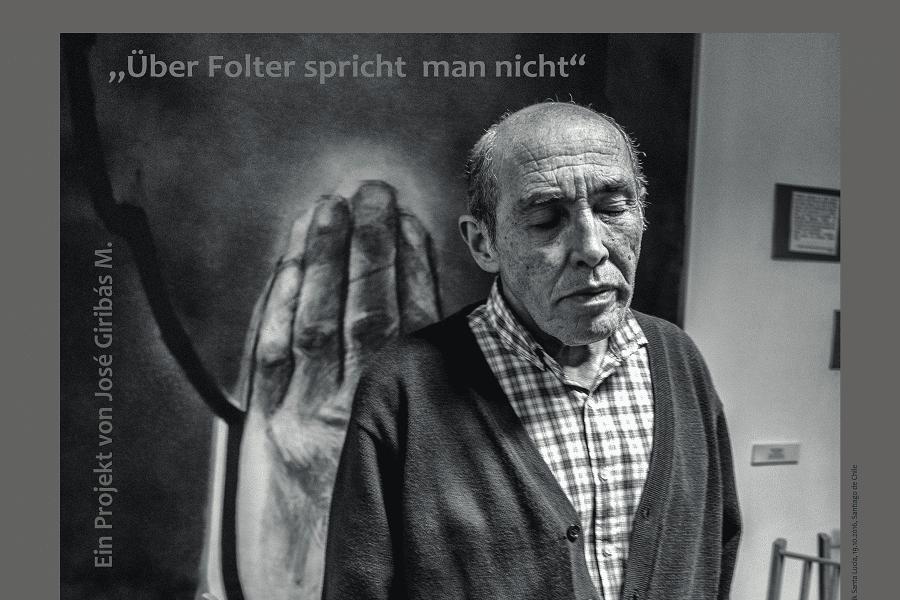 Kocarek GmbH, José Giribás, Über Folter spricht man nicht.