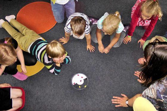 Kocarek Gmbh Fachuebersetzungen Bund fördert sprachliche Bildung in Kitas