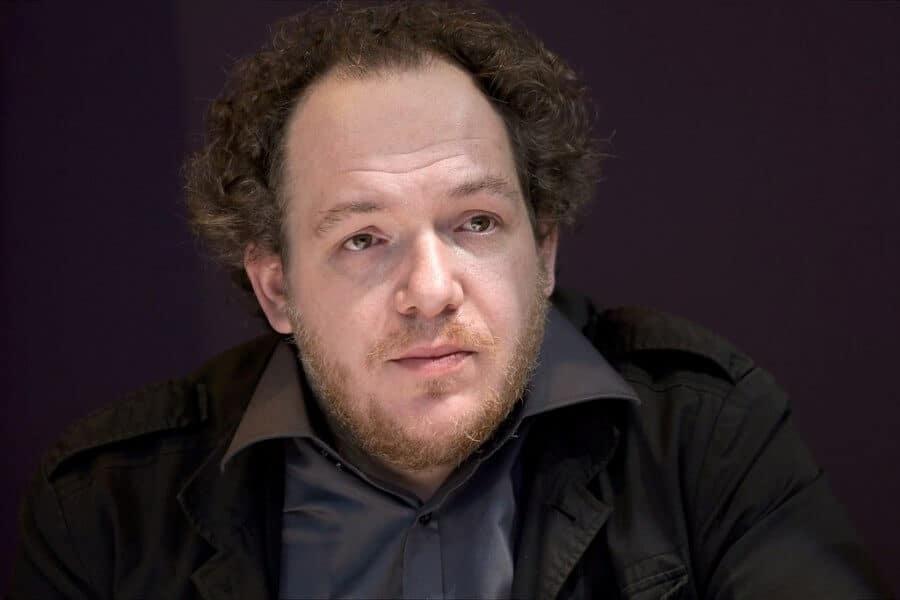 Kocarek Gmbh Fachuebersetzungen Der Leipziger Buchpreis für Mathias Énard, Autor und Übersetzer