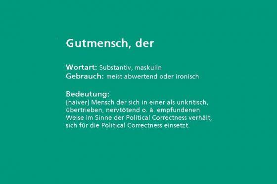 Kocarek Gmbh Fachuebersetzungen Unwort des Jahres 2015 - Gutmensch
