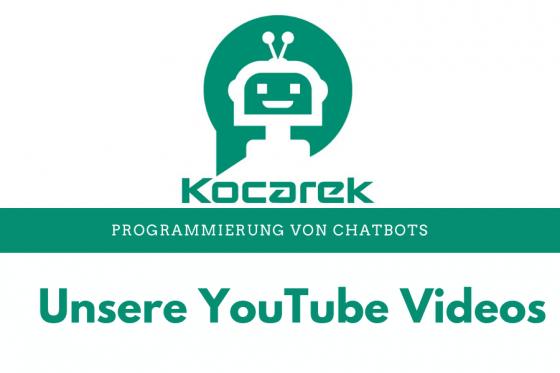 Kocarek GmbH | Fachübersetzungen Essen | Programmierung von Chatbots Youtube