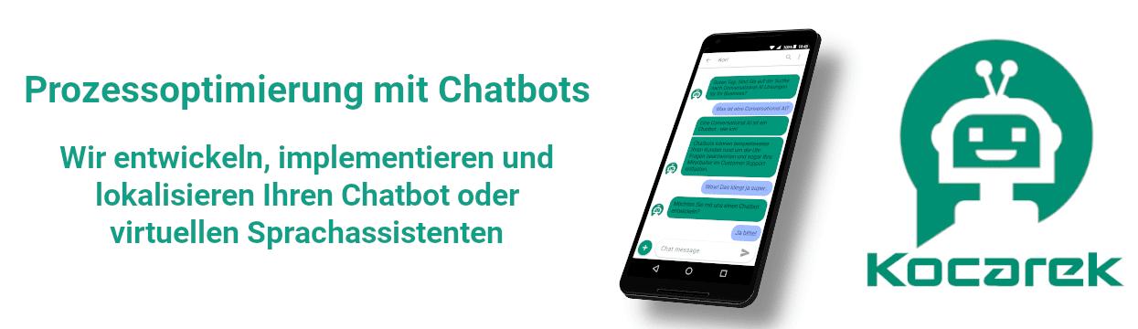 Kocarek GmbH | Fachübersetzungen Essen | Slider Chatbot