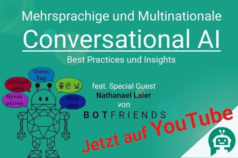 Kocarek GmbH | Fachübersetzungen Essen | Conversational AI auf YouTube